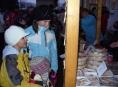 FOTO: Jaký byl vánoční jarmark ve Vikýřovicích