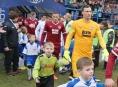 Baník Ostrava – AC Sparta Praha 1:1 a šumperská fotbalová mládež byla přímo u toho
