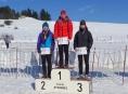 Šumperská Severka rozšířila sbírku medailí