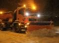 Výstraha meteorologů varuje před sněžením