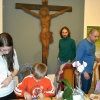 Šumperské muzeum - děti se připravovaly na Velikonoce    foto: V. Krejčí