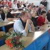 9. ročník mezinárodní přehlídky odborných dovedností oboru Řezník-uzenář   zdroj foto: škola