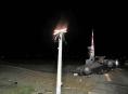 Škoda, kterou způsobil opilý řidič z Postřelmova, dosahuje 325 tisíc