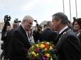 Prezident Zeman zahájí návštěvu kraje na Hané