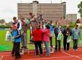 Sportovci se zdravotním handicapem závodili na atletických přeborech