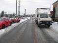 Nehoda, při které se přestupků dopustili tři řidiči