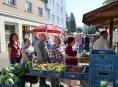 """Farmářské trhy v Šumperku """"trhly"""" rekord"""