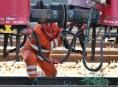 Vlakový spoj Bludov – Jeseník na čas nahradí autobusový