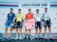 V první etapě závodu Czech Cycling Tour bodoval Štybar