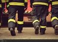 70 let profesionálních hasičů v Olomouci