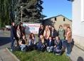 Patnáct šumperských studentů rozšířilo počty dárců krve