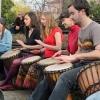 Aktivní relax s africkými rytmy v Šumperku    zdroj foto: K.Cvrk