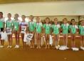 Šumperské gymnastky závodily v Bruntále