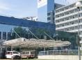 FN Olomouc začíná budovat potrubní poštu o délce třináct kilometrů