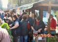 Farmářské trhy v Šumperku jsou letos poslední