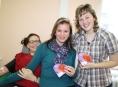Našli výzvu na facebooku, tak přišli darovat krev