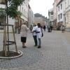 dobrovolnice v ulicích Šumperku                zdroj foto: S.Bezděková