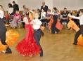 Téměř sto padesát tanečních párů okusilo štěstí v Rapotíně