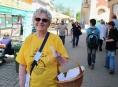 Známá bojovnice proti rakovině, lékařka Jiřina Koutná, hodnotí uplynulý rok