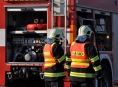 Ani Štědrý den se neobešel bez pomoci hasičů u dopravních nehod