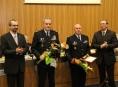 Ředitel Věznice Mírov obdržel vyznamenání