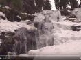 VIDEO:Vojáci mají za sebou lezení v horském vodopádu