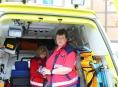 V kraji se zvýšil počet zásahů zdravotnické záchranné služby