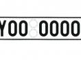 V Olomouckém kraji jezdí 107 registračních značek na přání