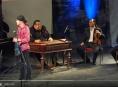 Pavel Šporcl s cimbálovou kapelou Gipsy Way Ensemble