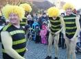 Recesistické závody lidských posádek připravují v Zábřehu na náměstí