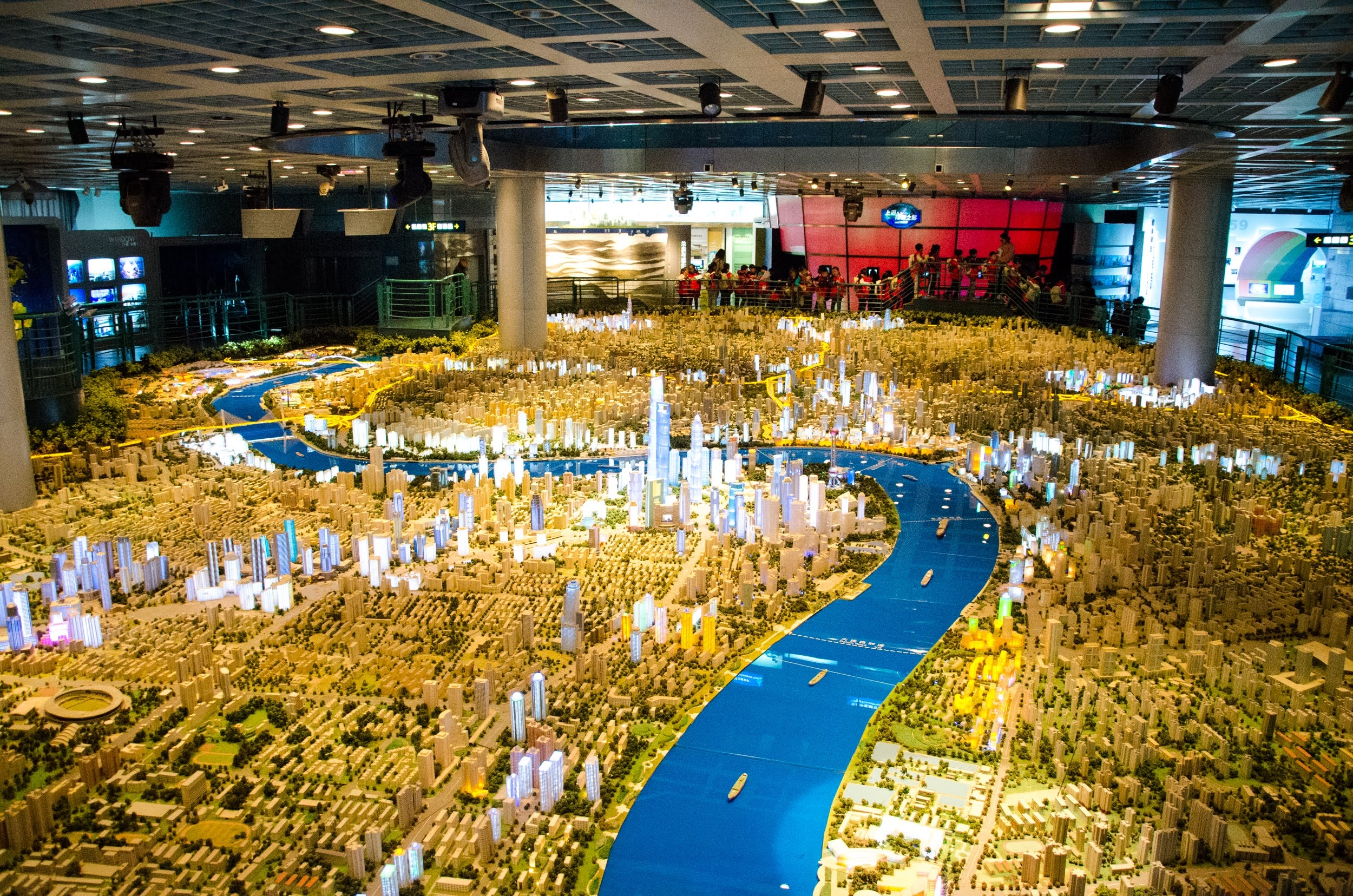 čínský městský obvod Minhang, Šangh zdroj foto: archiv mus - B. Vondruška