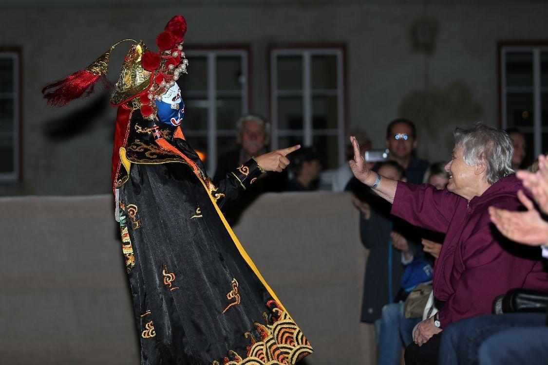 MFF 2017 - vystoupení čínského souboru foto: archiv šumpersko.net - M. Jeřábek