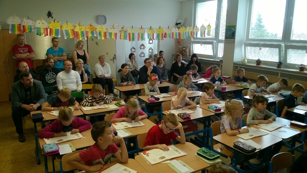 Šumperk - akce V. ZŠ zdroj foto: škola