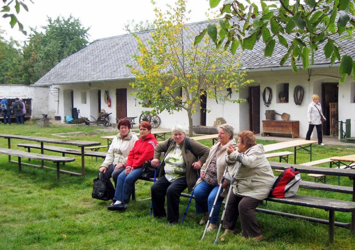 seniorské cestování zdroj foto: archiv OLK