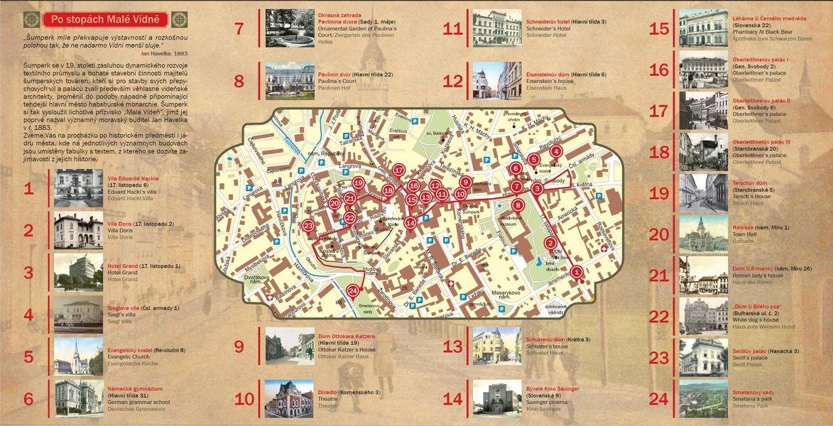 Po stopách Malé Vídně zdroj: mus