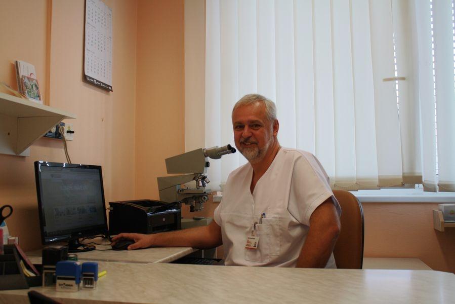 primář porodnicko-gynekologického oddělení šumperské nemocnice MUDr. Harald Čadílek zdroj foto: archiv NŠ
