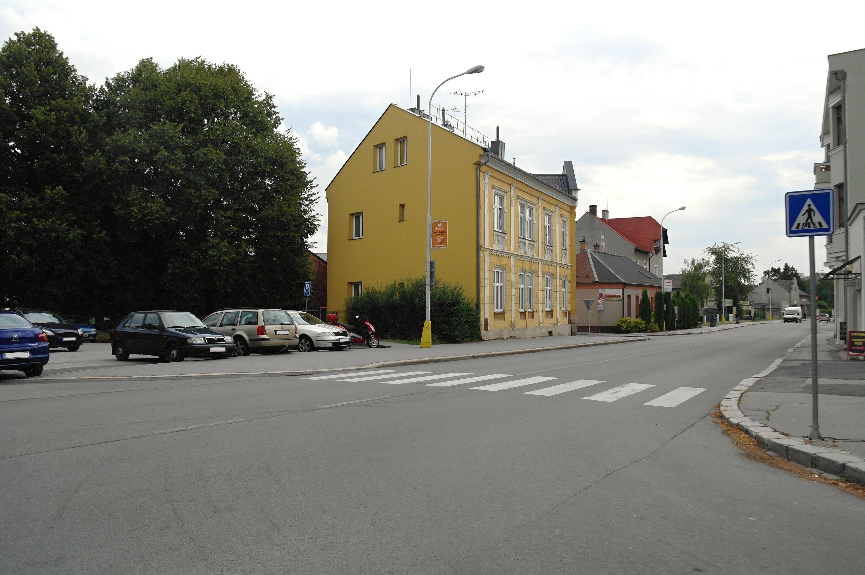 Přechod na frekventované ulici v Zábřehu projde rekonstrukcí zdroj foto: muz