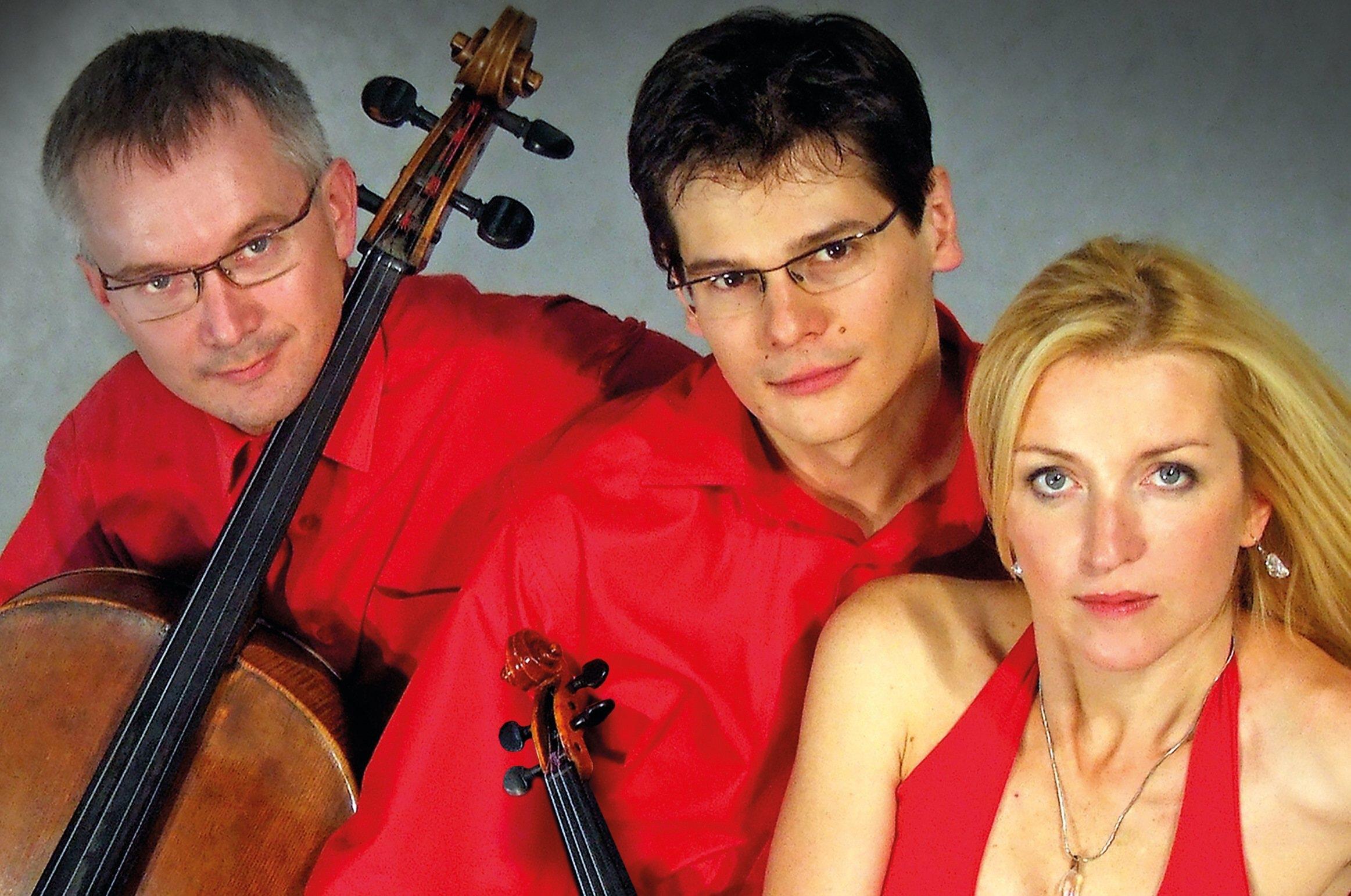 Moravské klavírní trio zdroj foto: z.k.