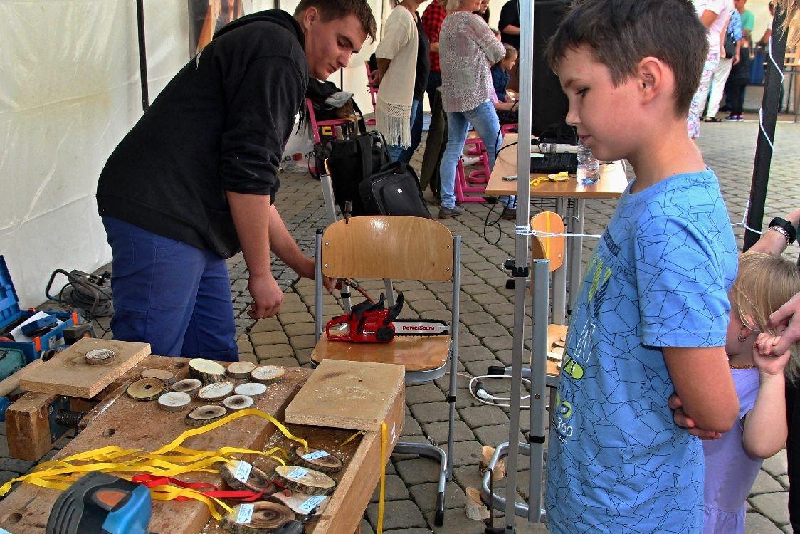 Den řemesel na šumperském Točáku 2018 foto: sumpersko.net