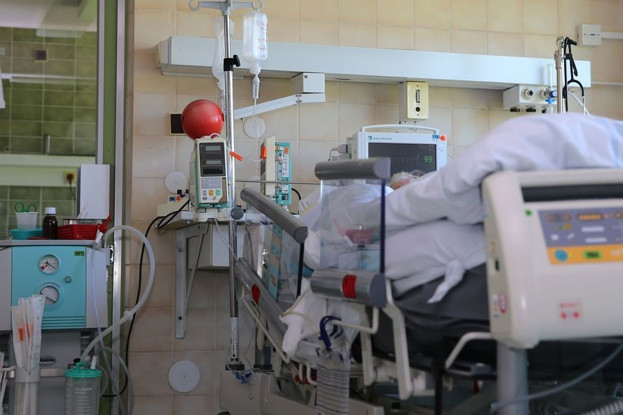 ARO Nemocnice Šumperk foto: archiv šumpersko.net - M. Jeřábek
