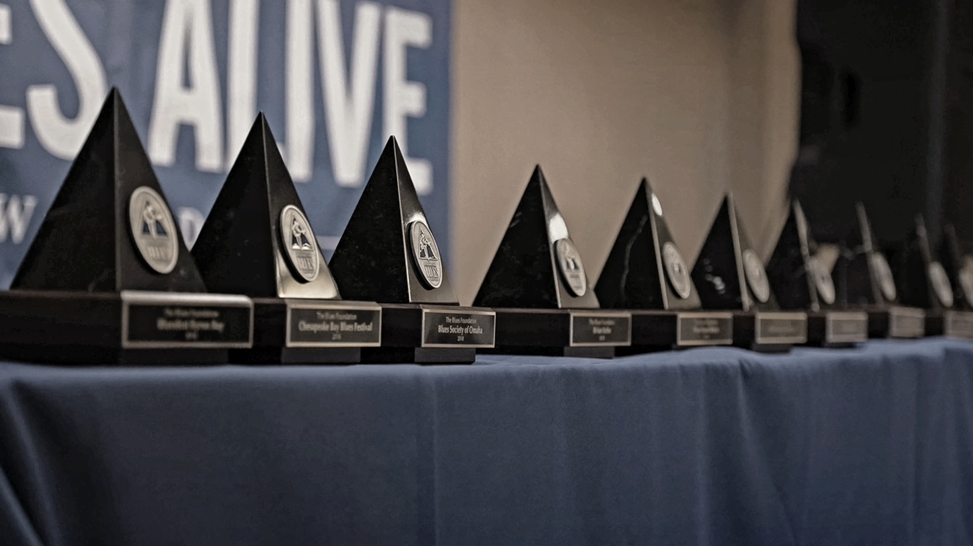 Keeping The Blues Alive Award zdroj foto: BA
