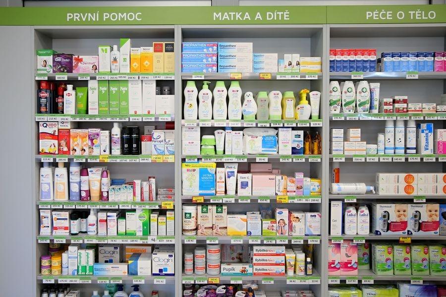 Lékárna Nemocnice Šumperk foto: archiv šumpersko.net - M. Jeřábek