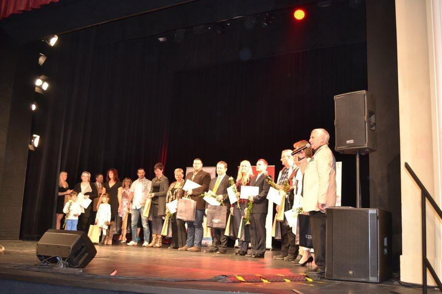 V Šumperku předali přes 250 zlatých a stříbrných medailí dárcům krve zdroj foto: L. Drahošová