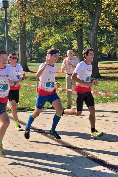 Úspěšné šumperské sportovce přijal starosta Tomáš Spurný zdroj foto: mus