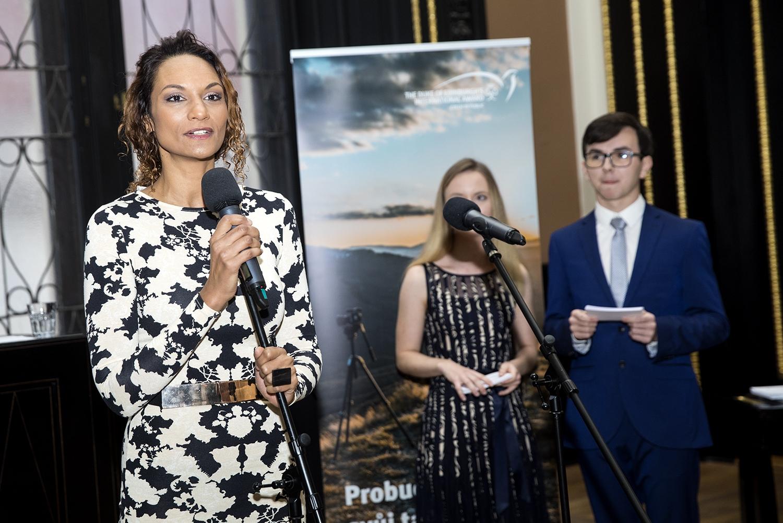Prestižní ocenění na Staroměstské radnici převzali i studenti ze Šumperka zdroj foto: M. Oudesová