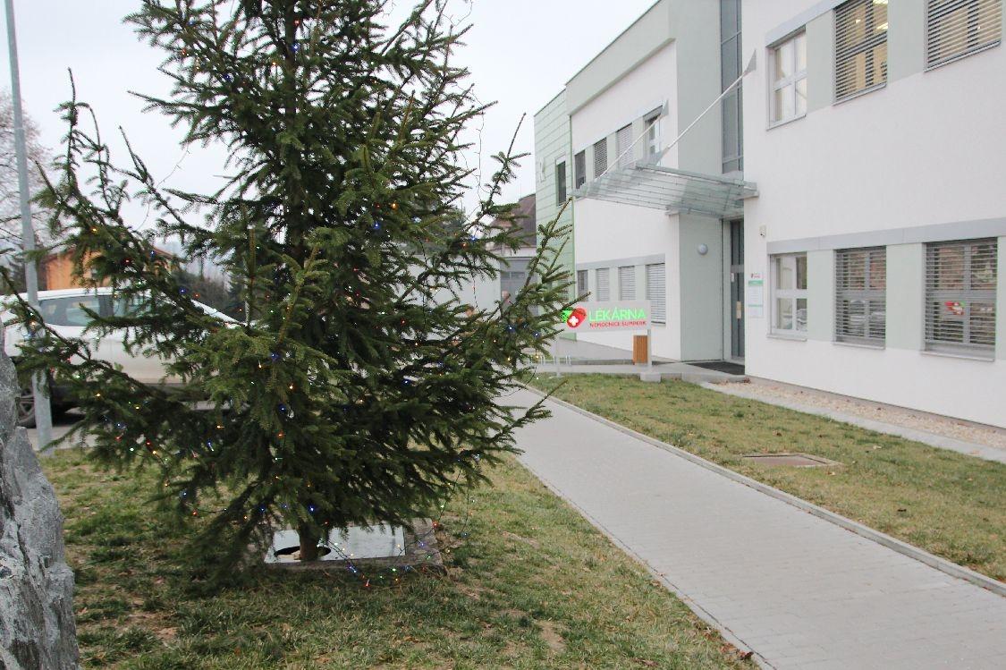 Vánoční atmosféra NŠ foto: šumpersko.net - S. Adoltová