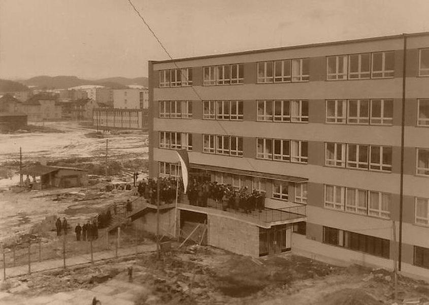 Šumperk - V. ZŠ zdroj foto: archiv