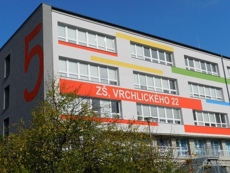 Šumperk: V. ZŠ - foto: archiv školy