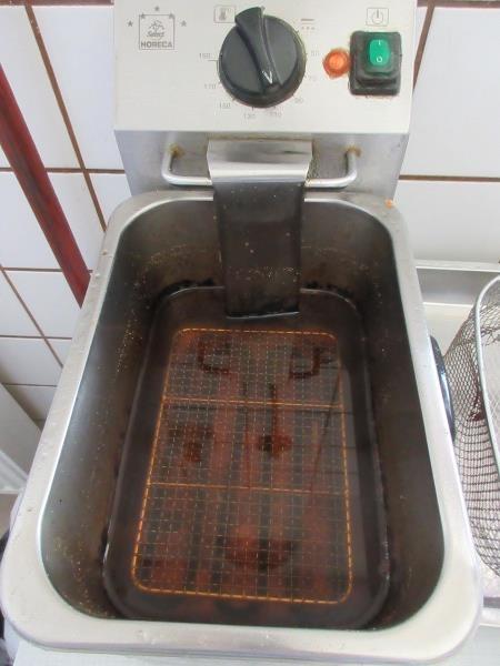Čtvrtina restaurací neprošla při kontrole fritovacích olejů zdroj foto: SZPI