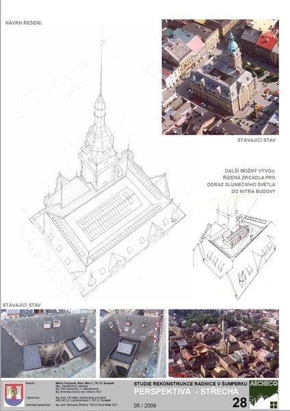 architekt střecha zdroj: V. Janků
